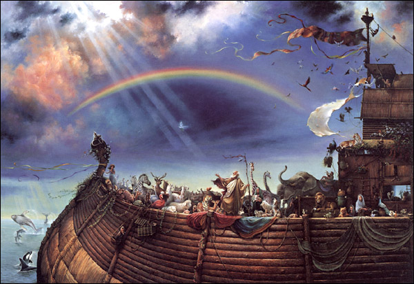 10 Life Lessons From Noah   S Ark